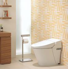 トイレの節電・節水なら便器の取替えで!